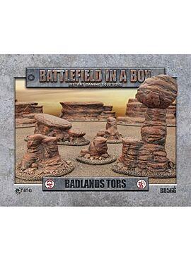 Badlands Tors - Mars - 30mm