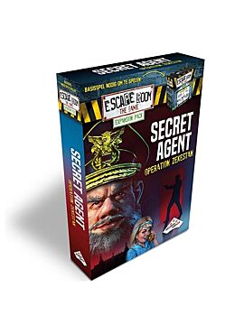 Escape Room The Game Uitbreidingsset - Secret Agent
