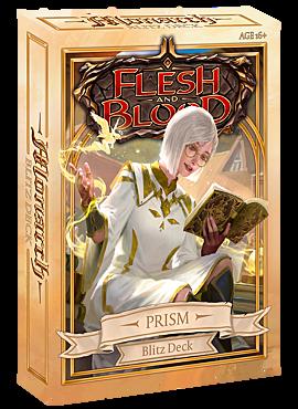Flesh & Blood TCG - MONARCH BLITZ DECKS PRISM
