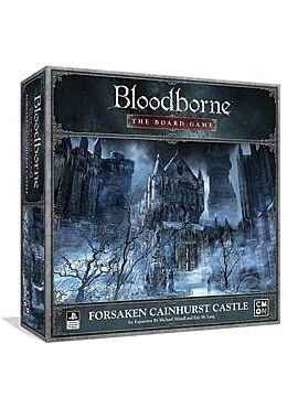 BLOODBORNE FORSAKEN CAINHURST CASTLE