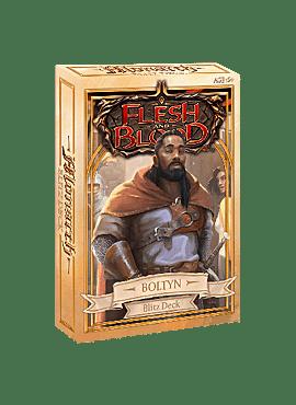 Flesh & Blood TCG -  MONARCH BLITZ DECKS BOLTYN