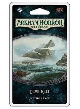 ARKHAM HORROR LCG DEVIL'S REEF