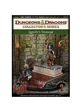 D&D Collector'ss series classic - Iggwilv's Treasure