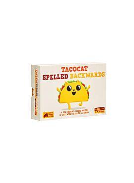 Tacocat Spelled Backwards EN