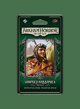 ARKHAM HORROR LCG WINIFRED HABBAMOCK INVESTIGATOR