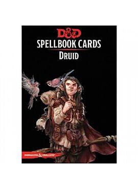 Spellbook cards Druid