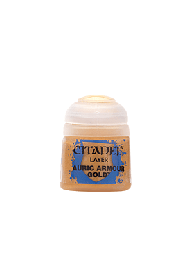 Layer: Auric armour gold (12ml)