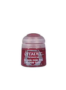 Technical: Blood for the blood god (12ml)