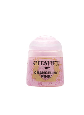 Dry: Changeling pink (12ml)