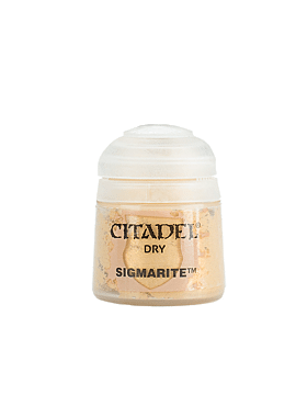 Dry: sigmarite (12ml)