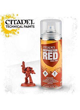 Mephiston red spray