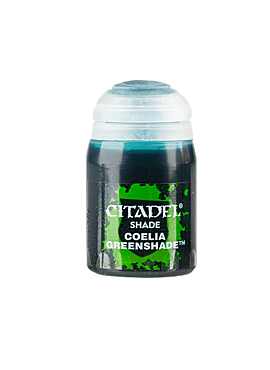 Shade: coelia greenshade (24ml)