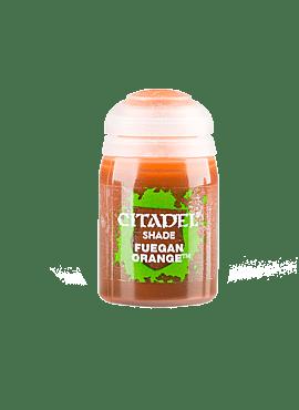 Shade: fuegan orange (24ml)
