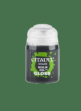 Shade: nuln oil gloss (24ml)