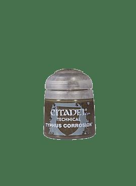 Technical: Typhus corrosion  (12ml)