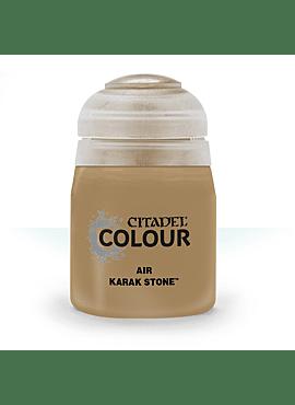 Air: karak stone (24ml)