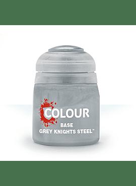 Base: grey knights steel (12ml)