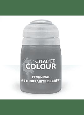 Technical: astrogranite debris (24ml)