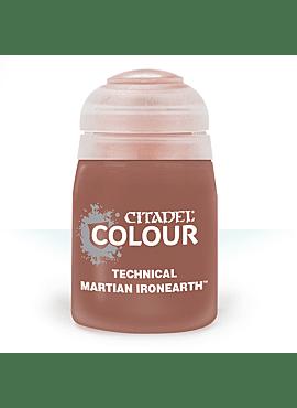 Technical: martian ironearth (24ml)