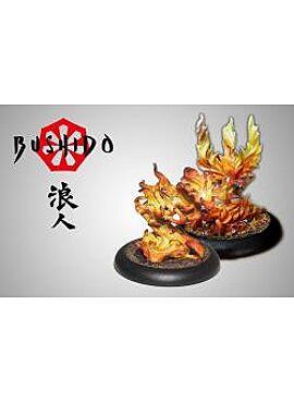 Bushido - Ronin - Lesser Kami of the Evening Flame