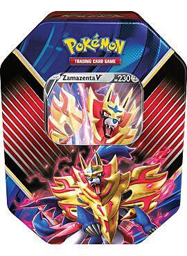 Pokémon TCG - Galar Partners Tin - Zamazenta V