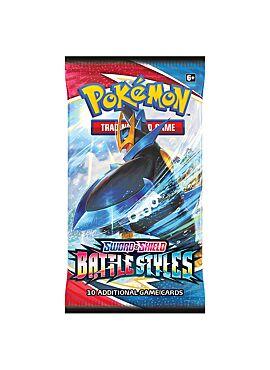 Pokémon TCG - Sword & Shield 5 Battle Styles - Booster