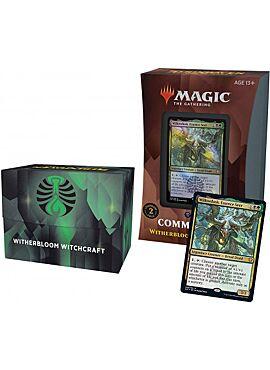 Strixhaven: School of Mages - Witherbloom Witchcraft Commander Deck