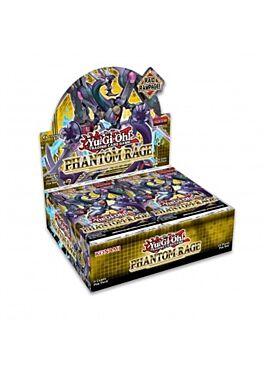 YGO Phantom Rage boosterbox