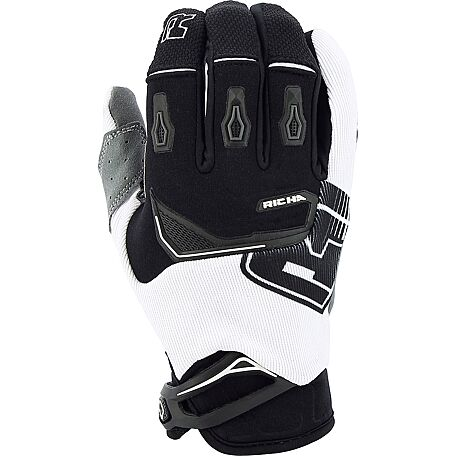 RICHA DESERT MX LOGO GLOVE