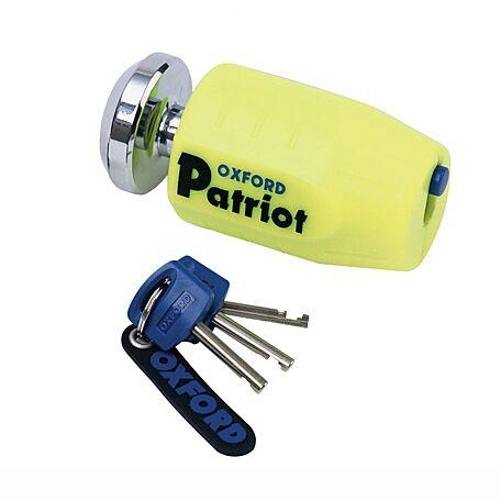 OXFORD PATRIOT DICS LOCK 14MM