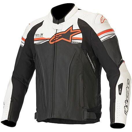 ALPINESTARS GP R V2 LEATHER JACKET TECH-AIR COMPATIBLE
