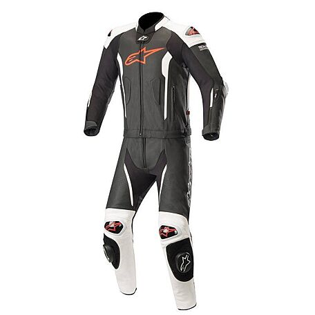 ALPINESTARS MISSILE LEATHER SUIT 2 PC - TECH-AIR COMPATIBLE