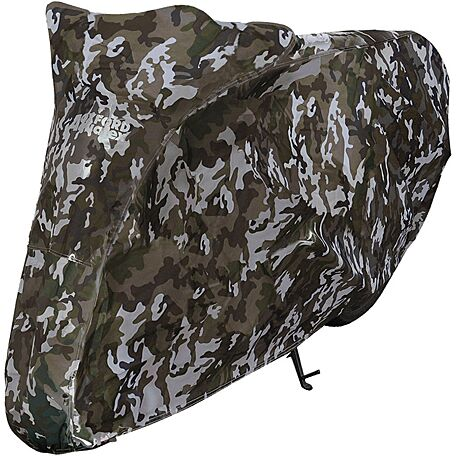 OXFORD HOES AQUATEX CAMO COVER SCOOTER