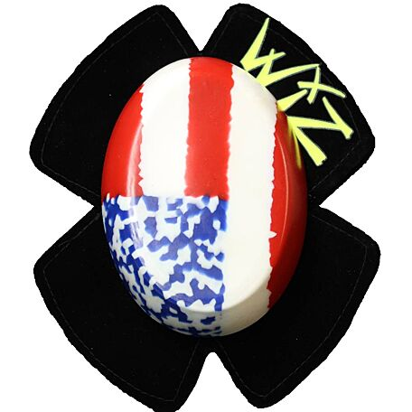 WIZ Knee Slider Stars and Stripes