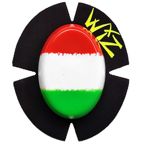 WIZ Sparky Knee Slider Italian Flag