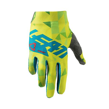 IXS 1.5 LIME/TEAL KIDS