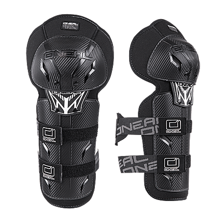ONEAL PRO III CARBON LOOK YOUTH KNEE GUARD