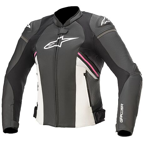 ALPINESTARS STELLA GP PLUS R V3 LEATHER JACKET