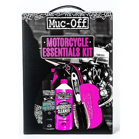 MOTORCYCLE ESSENTIALS KIT