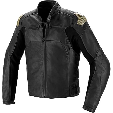 SPIDI REBEL LEATHER JACKET