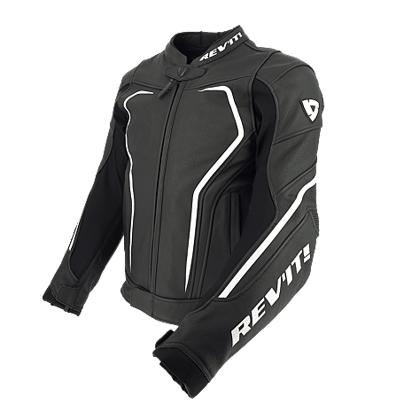REVIT VERTEX GT LEATHER JACKET