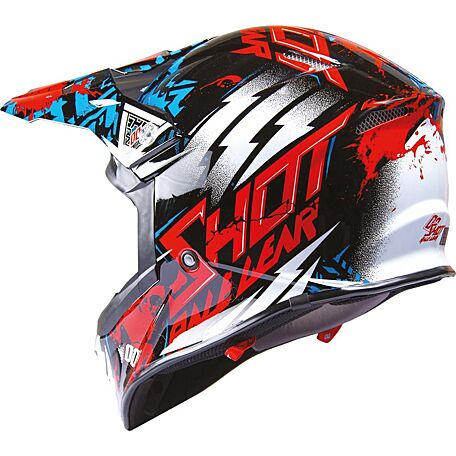 SHOT STRIKER BLAST HELM
