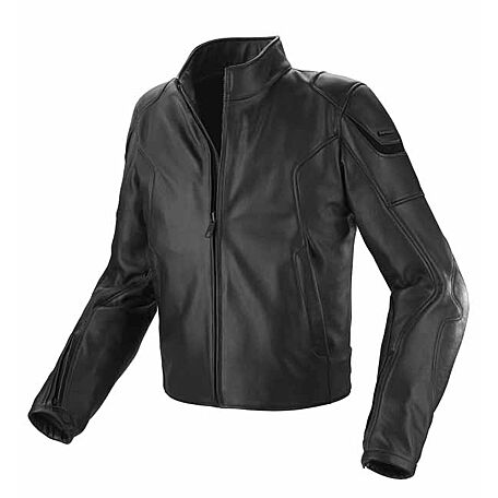 SPIDI SIGN LEATHER JACKET