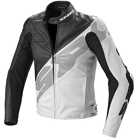 SPIDI SUPER-R JACKET LEATHER