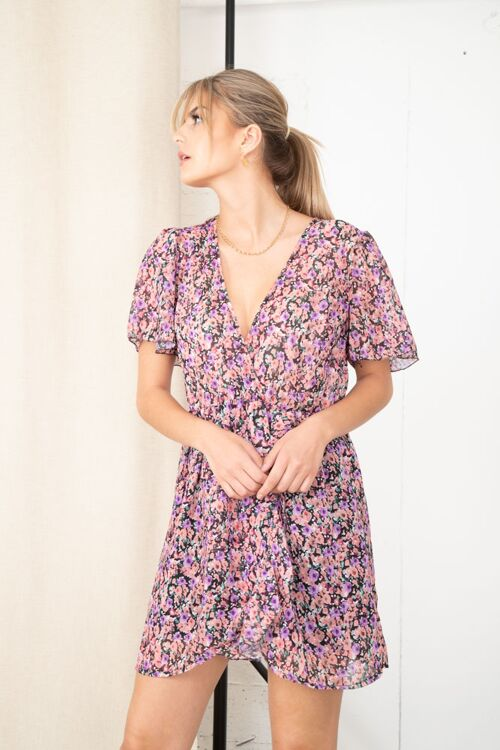 AMALIE DRESS PRINT