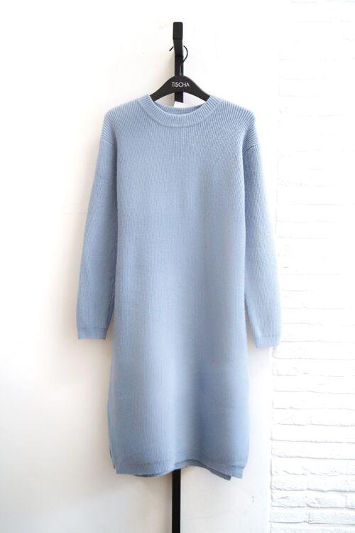 EMEE RIBBED DRESS