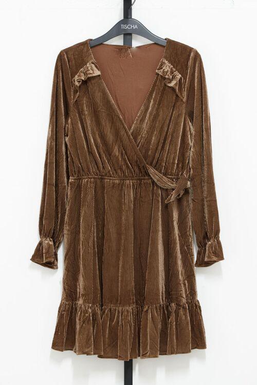 RIPLEY CORDUROY DRESS