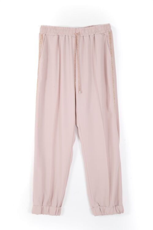 TROUSERS SILVER