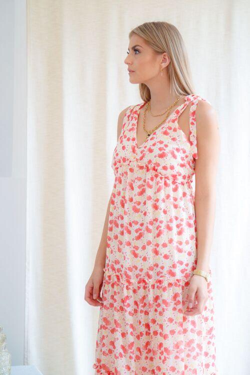 FLORAL DRESS LULIA