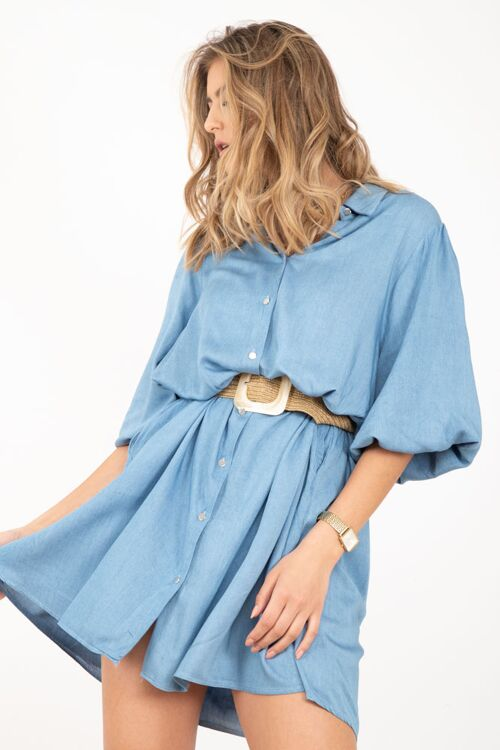LOIS TENCEL DRESS